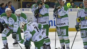 Schon zweimal - 2007 und 2014 - scheiterten die Russen von Salawat Julajew Ufa im Final