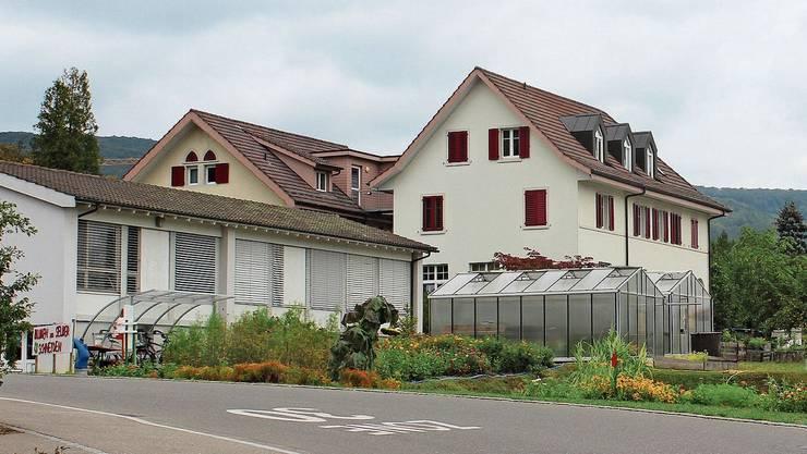 Der «Obstgarten» liegt an der Bibersteinerstrasse in Rombach.