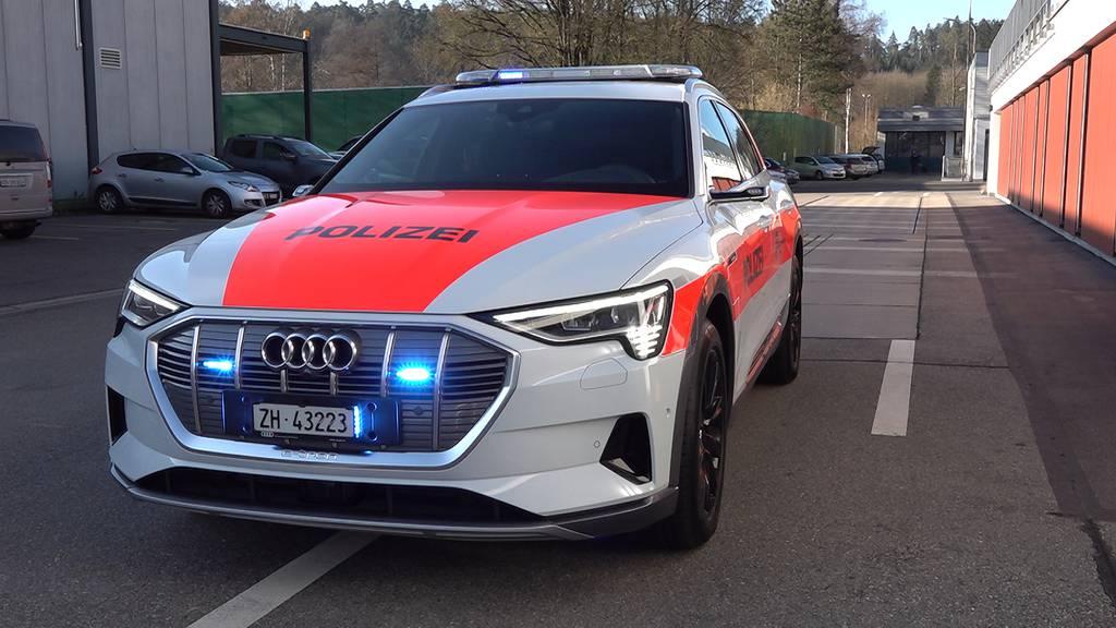 Kein Tesla: Kantonspolizei Zürich setzt auf Audi e-tron