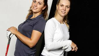 Junge Frauen-Power aus Lausanne: die Schwestern Kim (links) und Morgane Métraux
