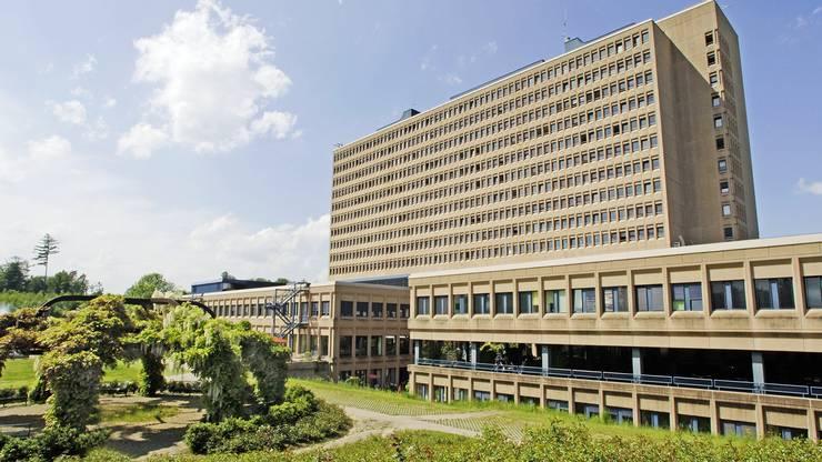 Das Kantonsspital Baden