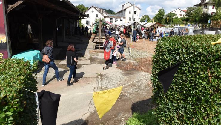 Dorffest in Läufelfingen