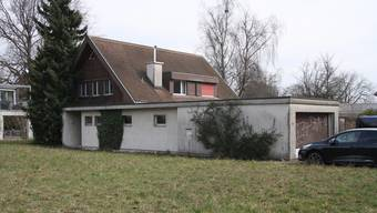 Bis zum geplanten Neubau steht dieses Haus an der Fegetzallee zwölf syrischen Flüchtlingen zur Verfügung.