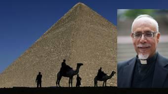 Bischof Kyrillos Samaan aus Ägypten feiert in der Region drei Gottesdienste und hält einen Vortrag. ZVG