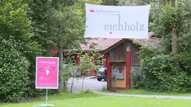 Infozentrum Eichholz: Schliessung trotz grossem Erfolg?
