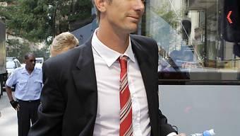 Edwin Van Der Sar kündigt Rücktritt an