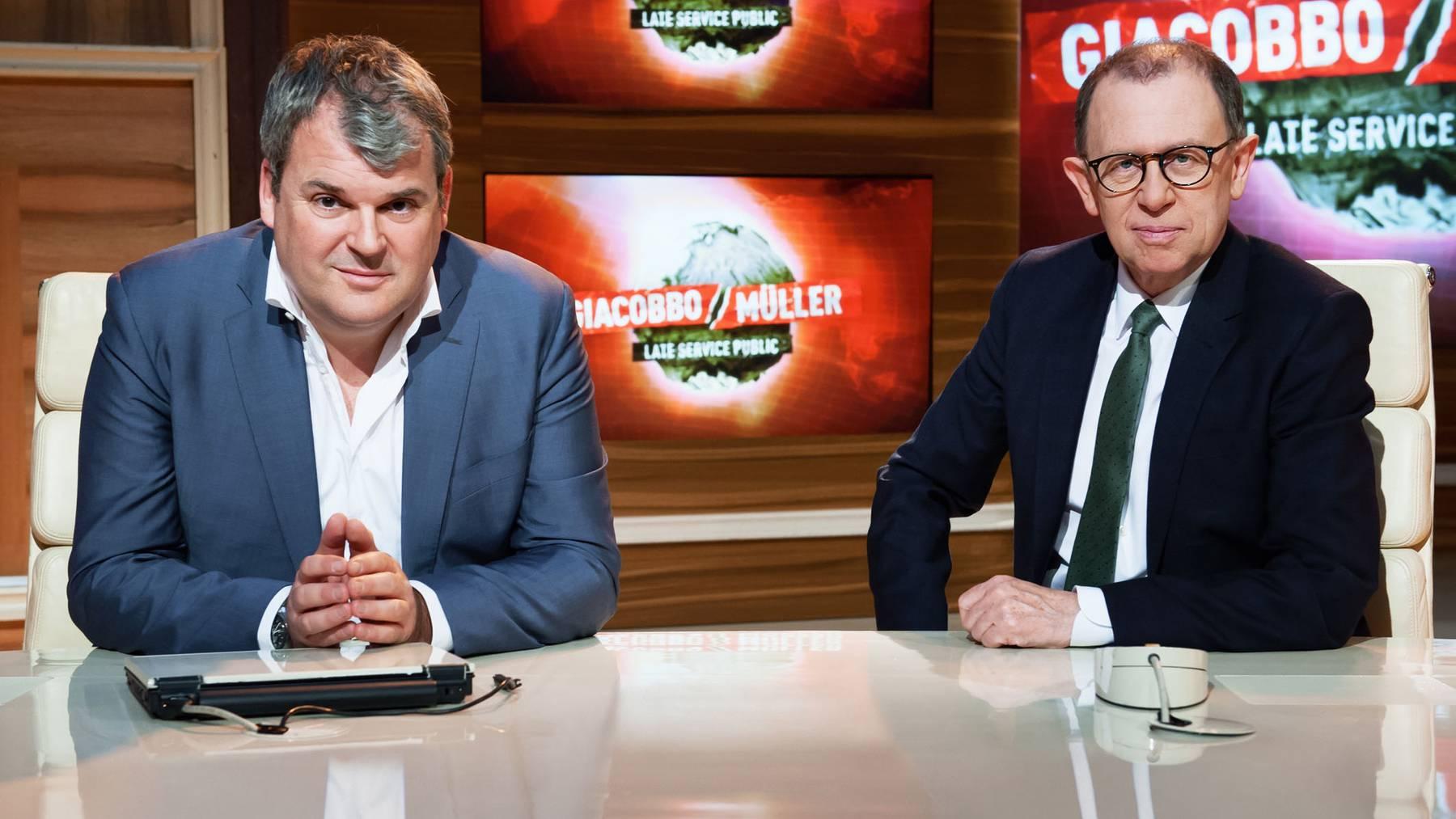 Giacobbo & Müller: Ab Sonntag wieder am TV