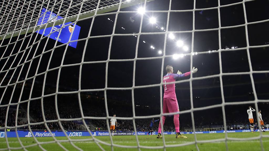 Zwei Europacupspiele in Spanien vor leeren Rängen