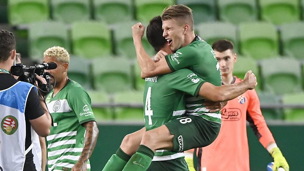 Gavranovic muss mit Zagreb in die Europa-League-Playoffs