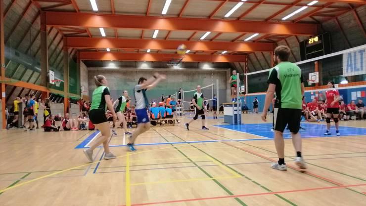 Volleyballnight