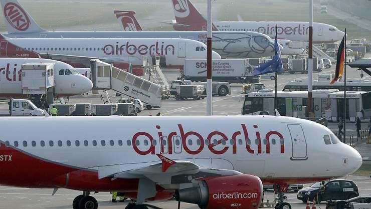 Air Berlin Forderung Anmelden