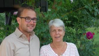 David Burgherr übernimmt den Platz der ehemaligen Grossrätin Monika Stadelmann.
