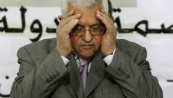 Palästinenserpräsident Mahmud Abbas (Archiv)