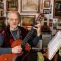 Der Musiker und Sänger Ingo Insterburg ist Ende Oktober 2018 im Alter von 84 Jahren verstorben. (Archiv)
