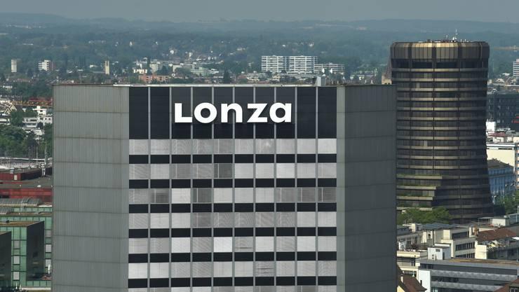 Lonza macht trotz der Coronakrise mehr Gewinn.
