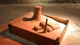 «Auslaufmodell» des Kaister Künstlers Daniel Waldner.