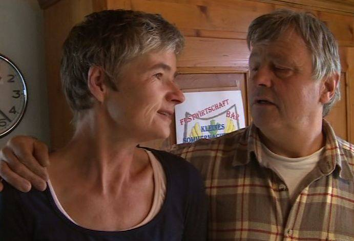 So reagierten Rolf Küntis Eltern auf die frohe Botschaft