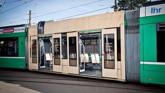 BVB testen neue Sitze im Combino