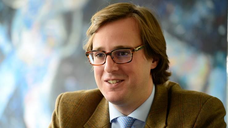 Der 34-jährige Maximilian Spitzy ist überzeugt, dass «China in zehn Jahren auch für Fortis der wichtigste Markt sein wird».