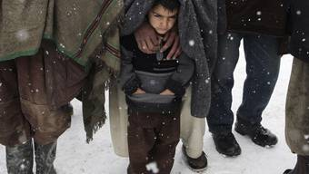 Afghanistan leidet unter einem der kältesten Winter seit 15 Jahren (Archiv)