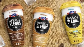 Aus «Caffè Latte» wird in manchen Ländern neu «Republic of Blends».