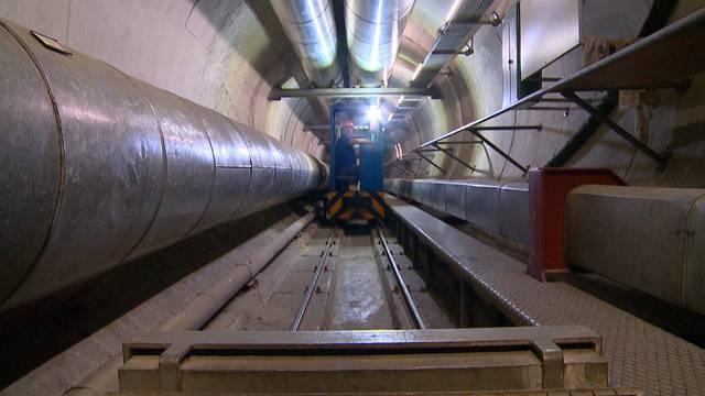 Teil 3: Der Bunker-Bastelraum und die Stollenbahn
