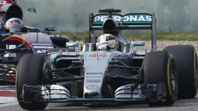 Lewis Hamilton: Fünfte Pole-Position in Schanghai