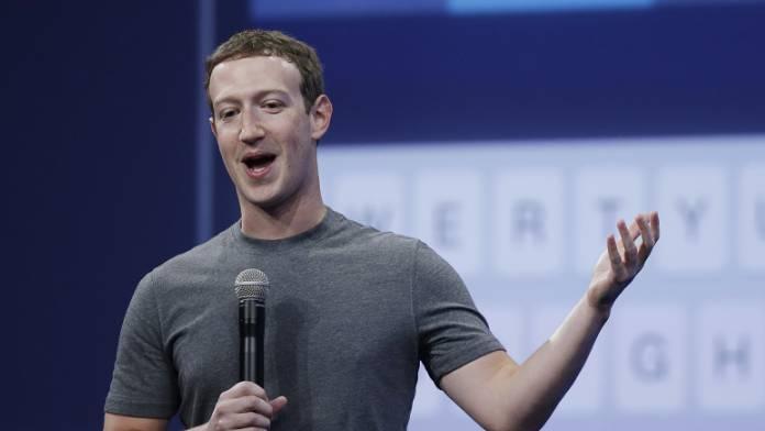Facebook-Gründer Mark Zuckerberg feierte am Donnerstag einen Meilenstein: Auf seinem Online-Netzwerk haben sich erstmals an einem einzigen Tag eine Milliarde Nutzer eingeloggt. (Archivbild)