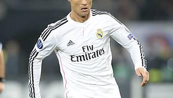 Ronaldo machte auch in Basel den Unterschied aus.