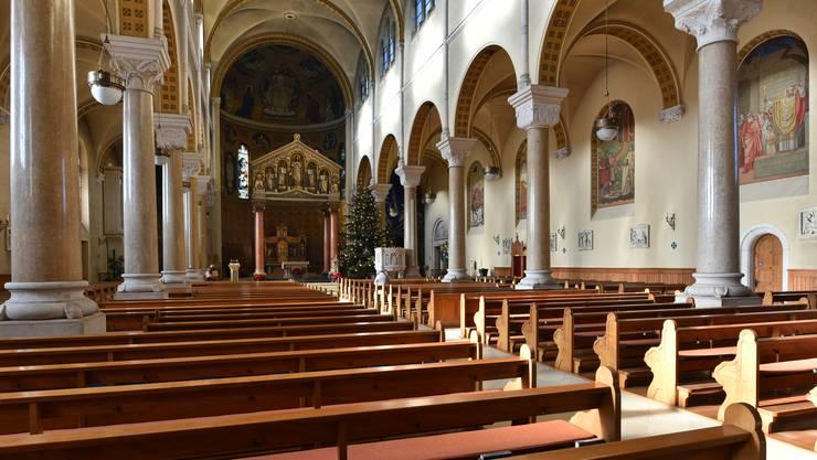 «Die Kirche ist vielleicht in zentralen Fragen des Lebens nicht immer nahe genug an den Menschen» sagt Kurt von Arx, Präsident der katholischen Synode.