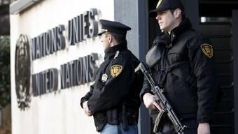 Polizei fahndet in der Region Genf nach Terrorverdächtigen
