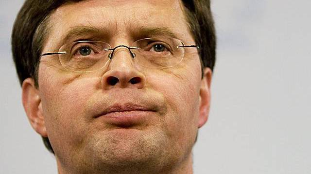 Jan Peter Balkenende tritt zurück (Archiv)