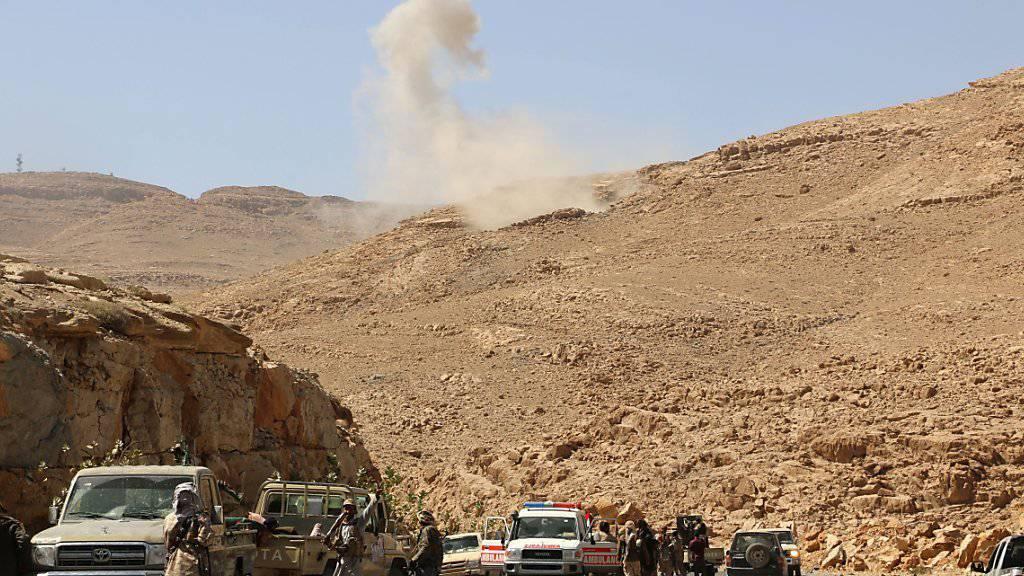 Bei einem US-Angriff auf Al-Kaida-Kämpfer im Jemen sind auch Zivilisten getötet worden. (Symbolbild)