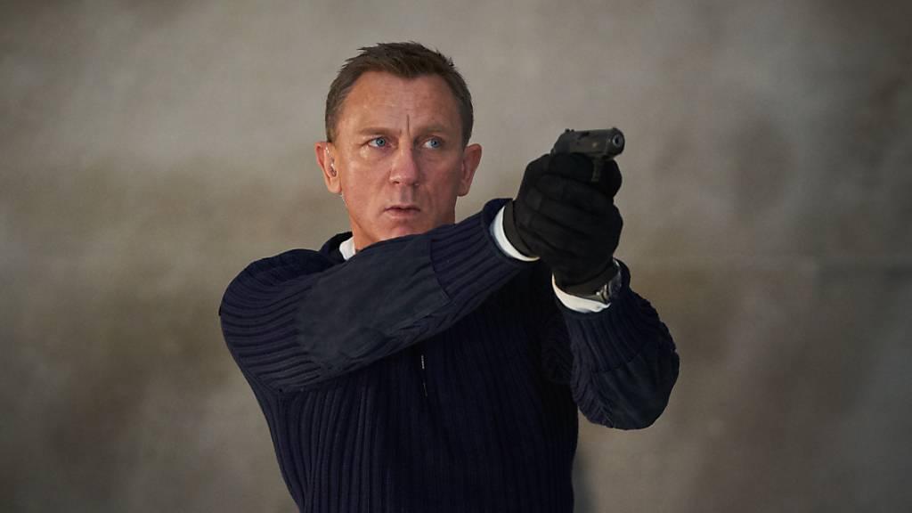Neuer Bond-Film soll im Oktober kommen