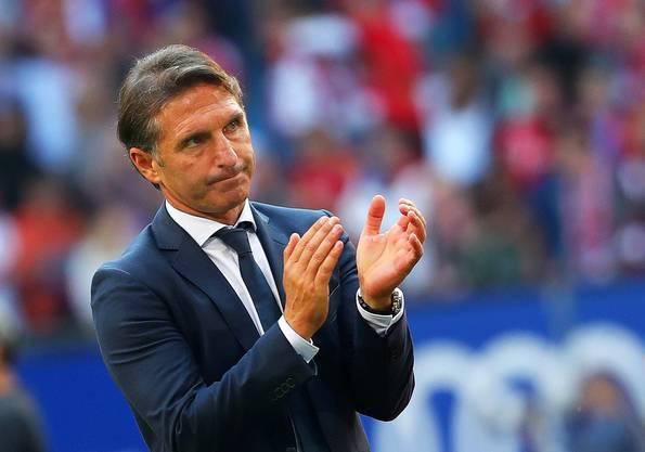 Hat bei Hertha bessere Vorzeichen: Bruno Labbadia.