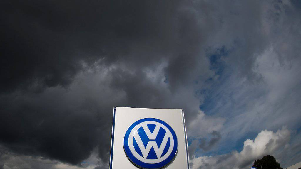 Die Wolken am VW-Horizont haben sich noch nicht verzogen. (Archivbild)