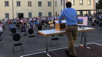 Muri Gemeindeversammlung 20 - 8 - 2020
