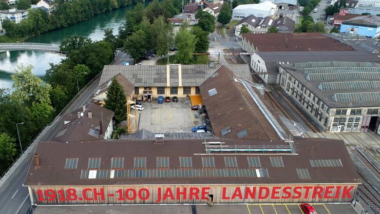 Das Theaterprojekt 1918.ch war ein riesen Erfolg. Die Kosten von über 2 Millionen Franken konnten aber nicht gedeckt werden.