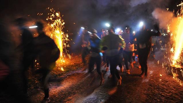 Ein läuferisches Feuerwerk: Schlieren steht im Blickfeld.