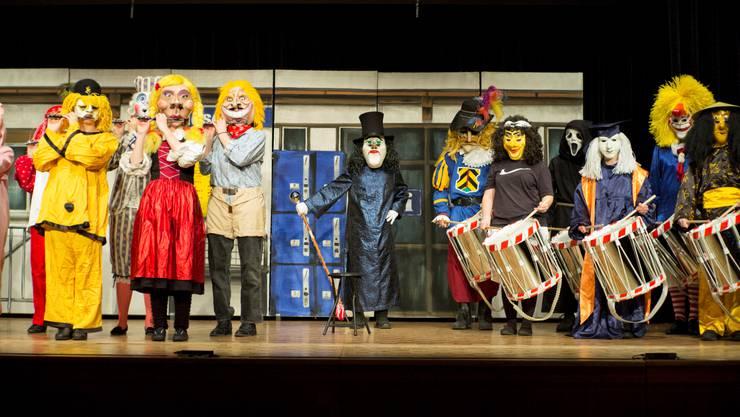 Das Rotstab-Cabaret in Liestal...
