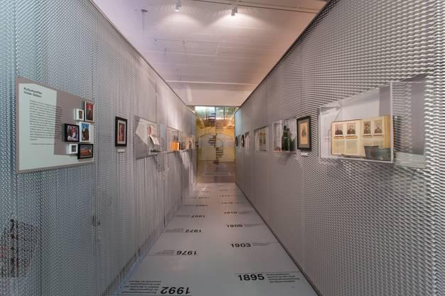 Ausstellung «150 Jahre Strafvollzug in Lenzburg»