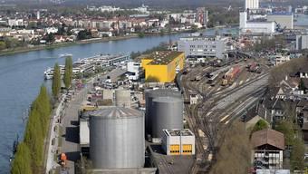 Für die grossen Entwicklungsgebiete im Basler Klybeckquartier (Bild) und am Rheinhafen Kleinhüningen soll ein Stadtteilrichtplan erstellt werden.