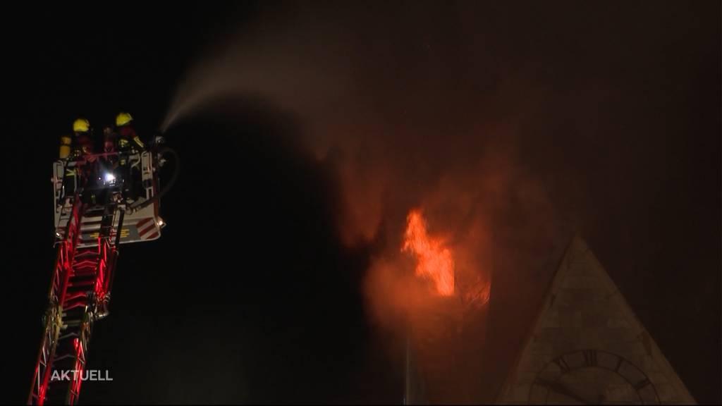 Herzogenbuchsee: Wieso brannte es erneut?