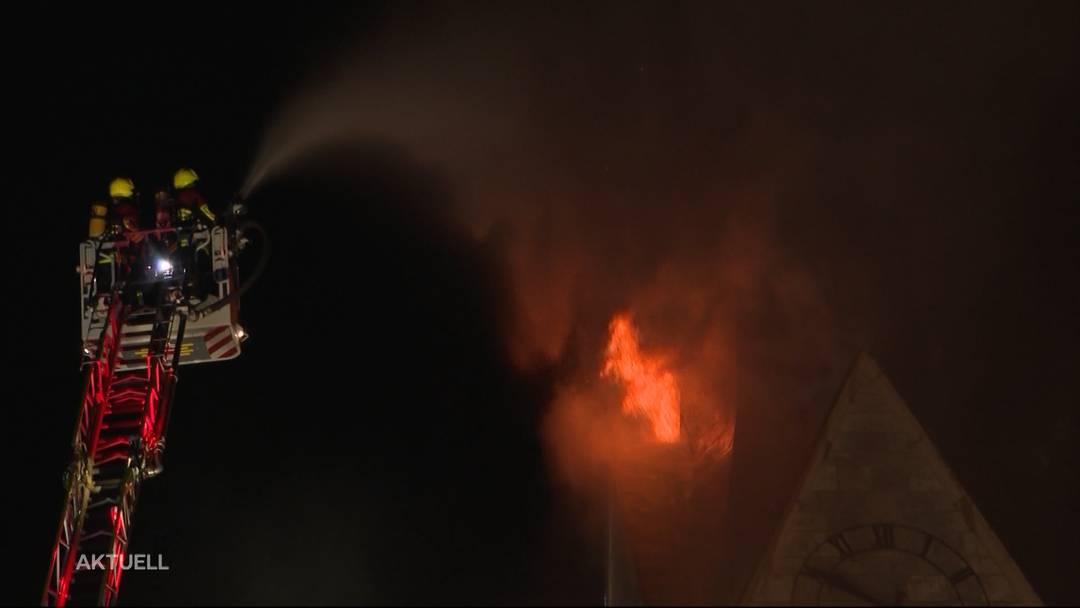 Herzogenbuchsee: Hat Feuerwehr richtig gehandelt?