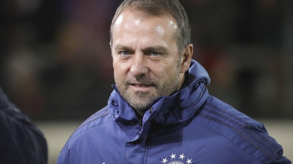 Hansi Flick für drei weitere Jahre Bayern-Trainer