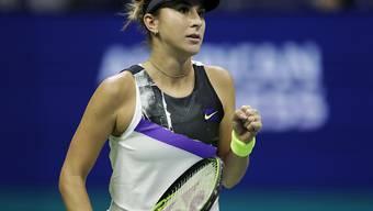 Belinda Bencic fehlt am WTA-Turnier in Moskau noch ein Sieg, um in den Final einzuziehen, was gleichbedeutend mit der Qualifikation für WTA-Finals wäre