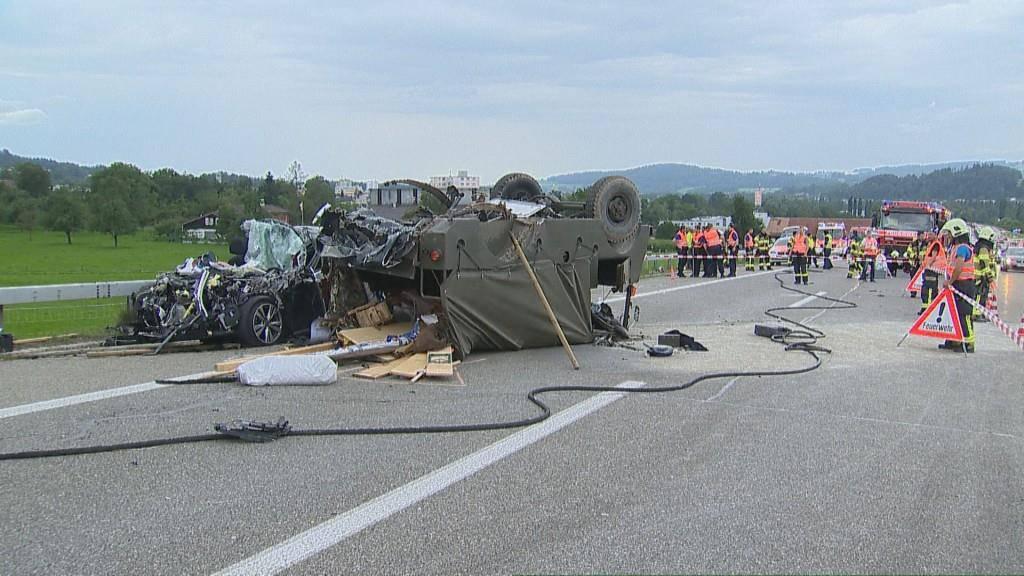 Bilder der Unfallstelle