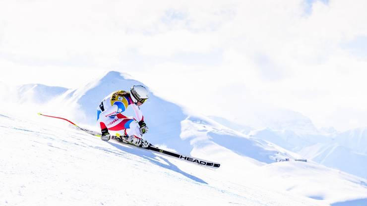 2018 gewinnt Danioth an den Junioren-Weltmeisterschaften in Davos Gold in der Kombination.
