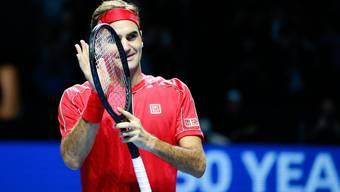 «Das könnte für mich ein kleiner Vorteil sein», sagt Roger Federer über seine Auftritte in Basel.