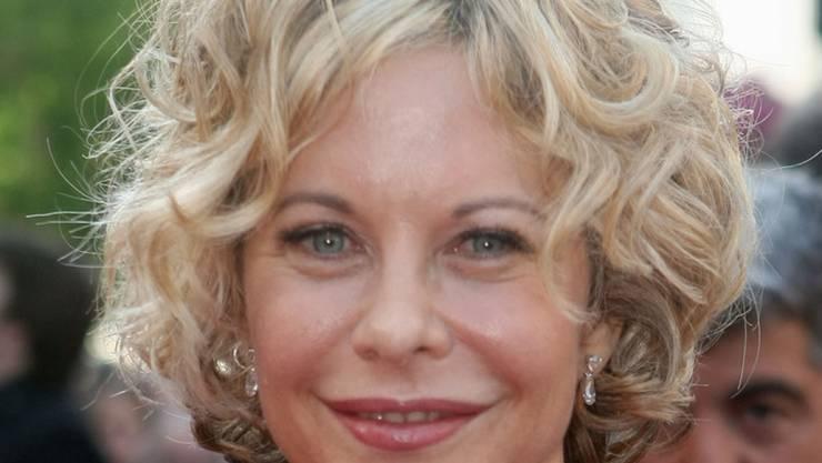 Die Schauspielerin Meg Ryan nehme einen zentralen Platz in der Galerie der beliebtesten Hollywoodikonen ein, begründet das Locarno Filmfestival den Entscheid, ihr den Leopard Club Award zu verleihen. (Archiv)